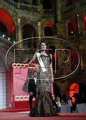 Magdalena Sebestova - Miss Slovakia World 2006 F-5