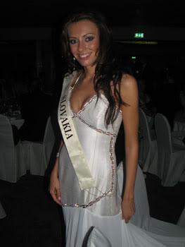 Magdalena Sebestova - Miss Slovakia World 2006 I-2