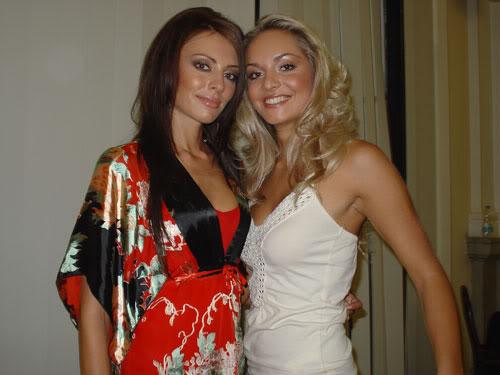 Magdalena Sebestova - Miss Slovakia World 2006 K-1