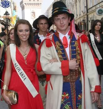 Magdalena Sebestova - Miss Slovakia World 2006 M-2