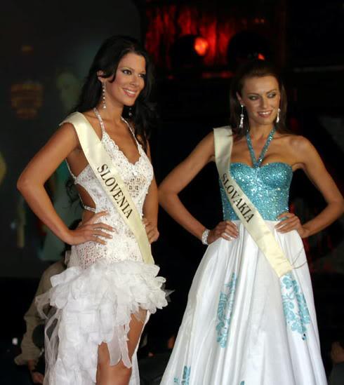 Magdalena Sebestova - Miss Slovakia World 2006 Q-1