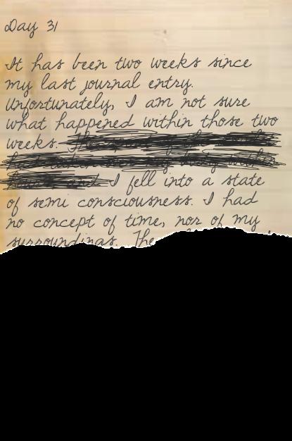 John's Journal Day31part1