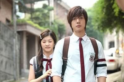 Primeras imagenes oficiales de Kim hyun joong y Jung so min Playfulkiss1
