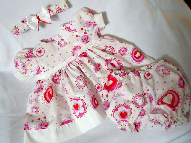 Valentine Dress #1 001-6