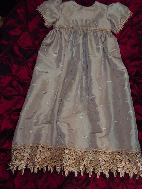 Taffeta Long Dresses 004