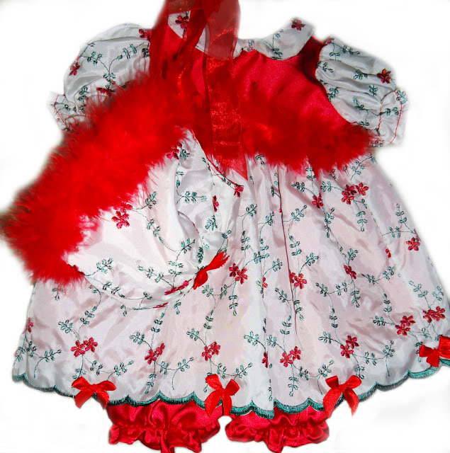 Special Christmas Dresses  SOLD 005-1