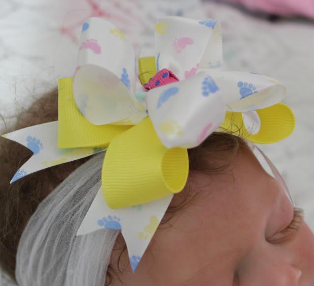 Boutique Bow Headbands 005a