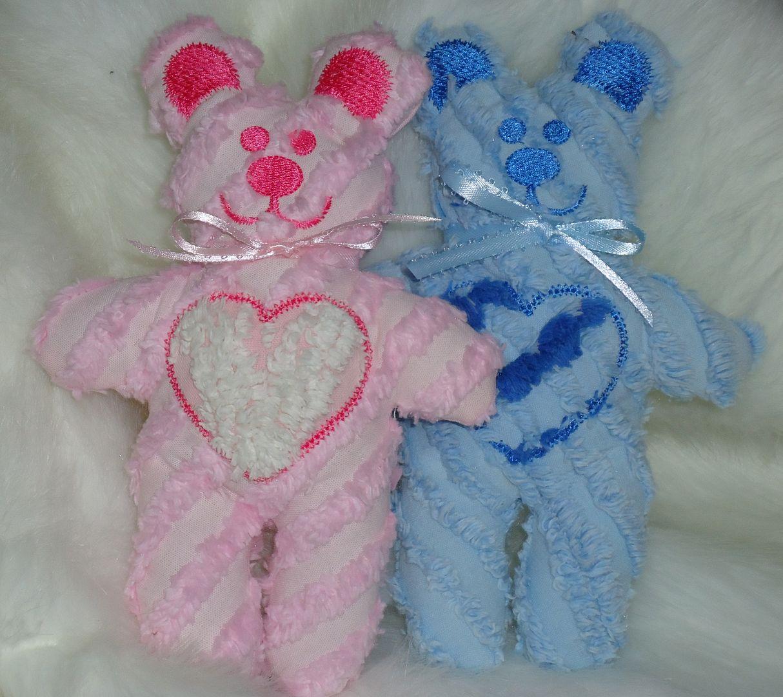 Chenille Bears 007