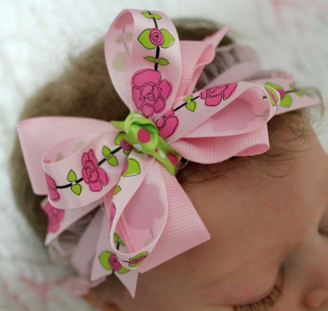 Boutique Bow Headbands 008a