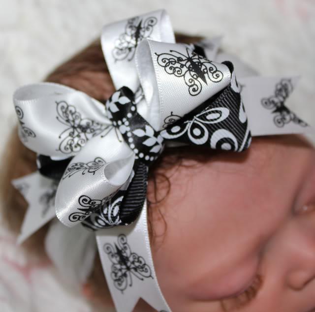 Boutique Bow Headbands 020a