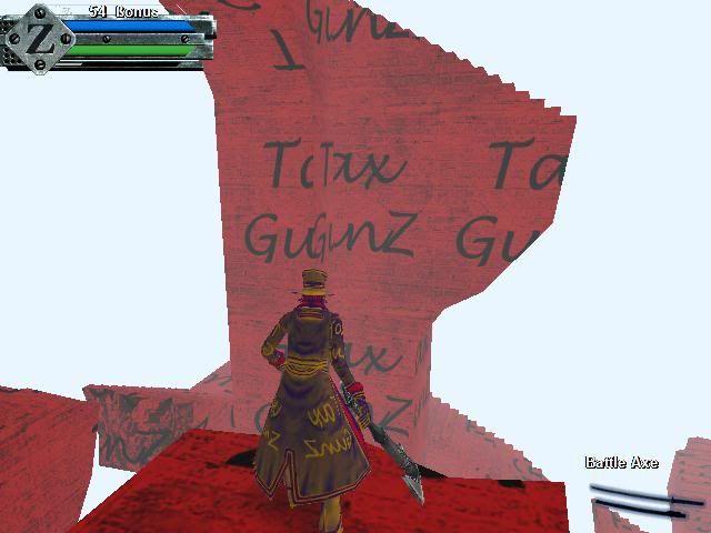 Bonus Wepons and sets& maps V2 For Deadly Gunz102