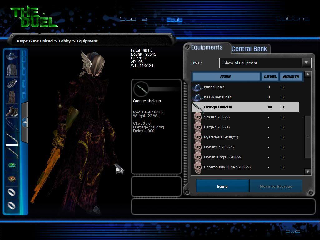 Bonus Wepons and sets& maps V2 For Deadly Gunz106