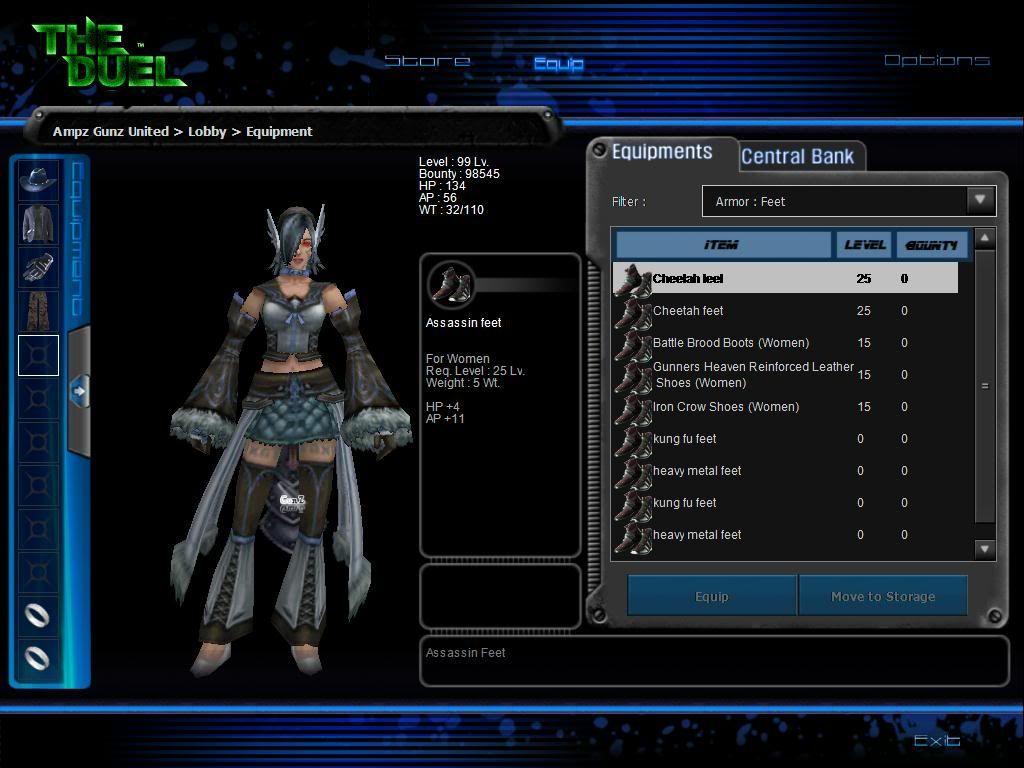 New Tax GunZ Sets For V2 From DeadlyNexon. Gunz118