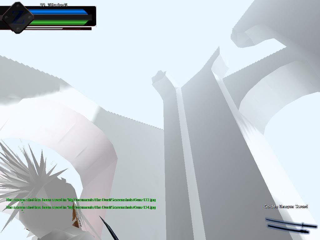 New Stairway Map White  Deady Idea xD Gunz135