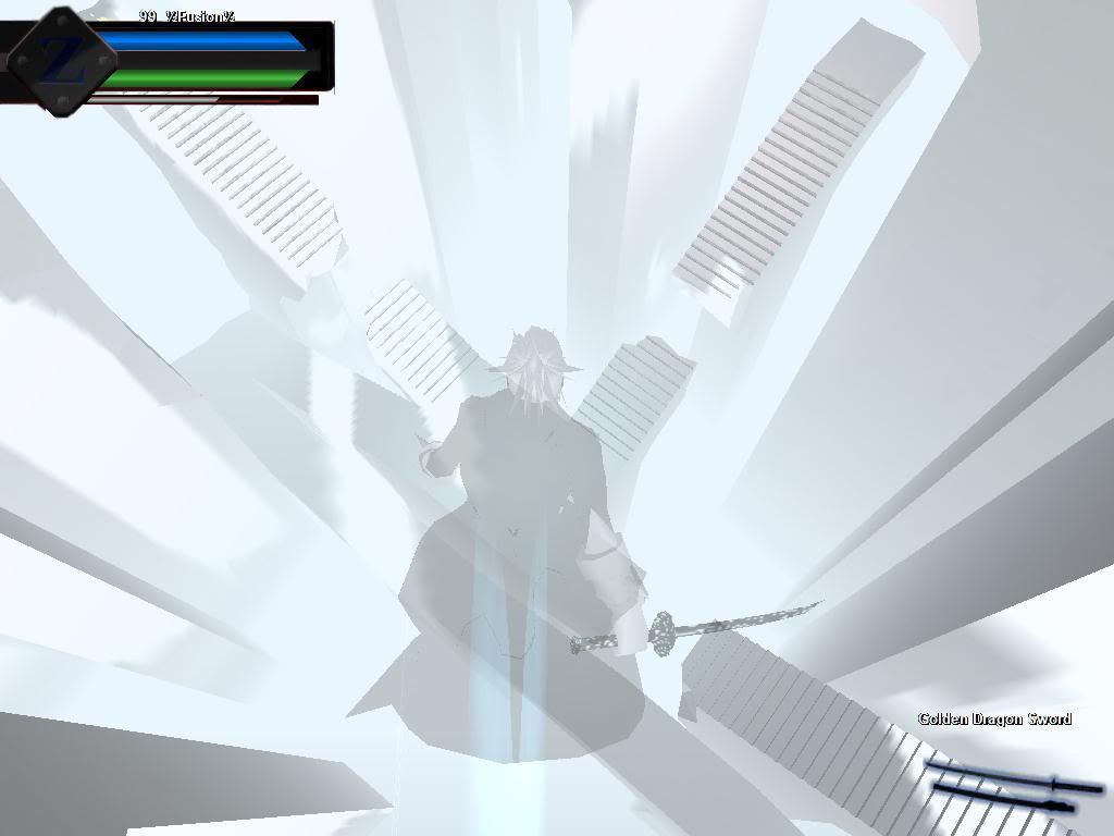 New Stairway Map White  Deady Idea xD Gunz137