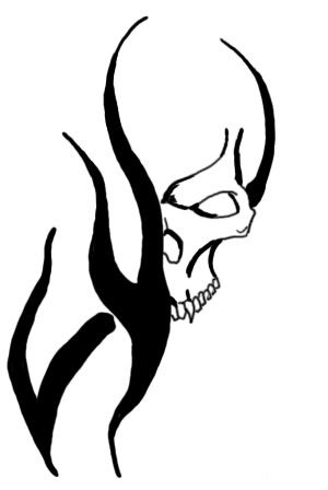 Mikko's Sketchpad Skull_Tattoo__by_LucifersLover