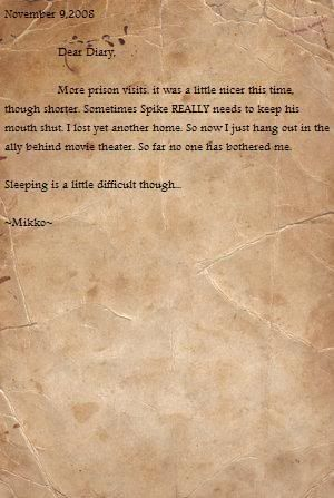 Mikko's Diary Page10