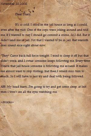Mikko's Diary Page11