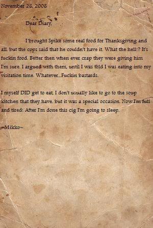 Mikko's Diary Page12