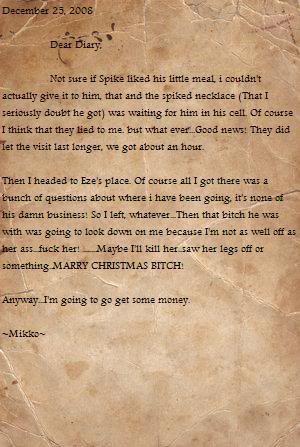 Mikko's Diary Page16