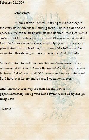 Mikko's Diary Page22