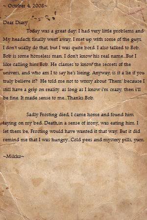Mikko's Diary Page3