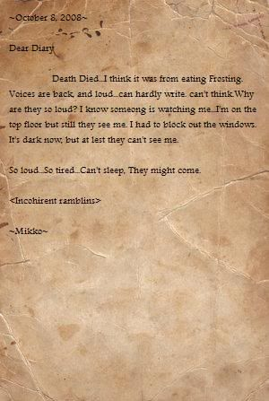 Mikko's Diary Page4