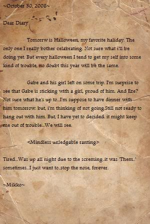 Mikko's Diary Page7