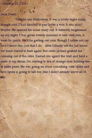 Mikko's Diary Page8