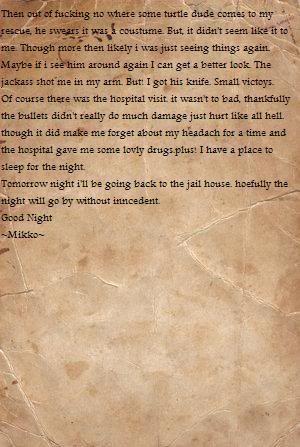 Mikko's Diary Page82