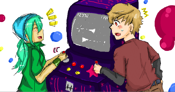 ~Amzaar's Doodle Factory!~ - Page 2 Arcadegames