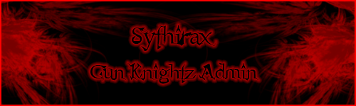 My New Tag Sythirax