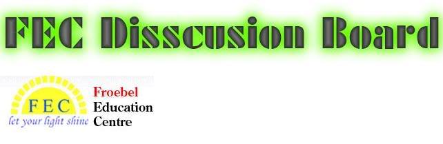 FEC Disscusion Board