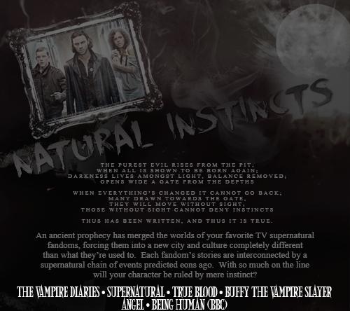 Natural Instincts A3REs
