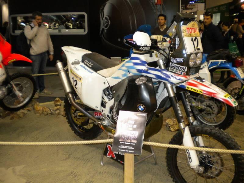 EICMA 2011,  Vu qu'il y a quelques motards ici ... version II ..  DSCN1714