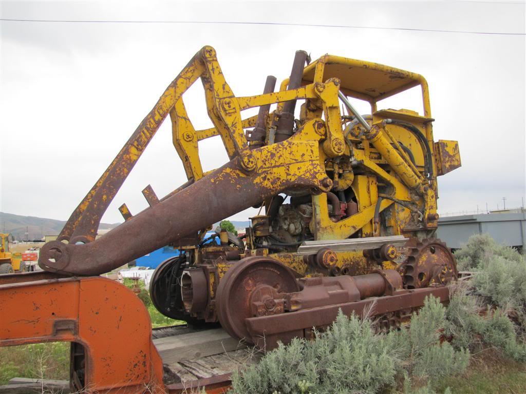 dozer vintage eimco Highway21388Medium