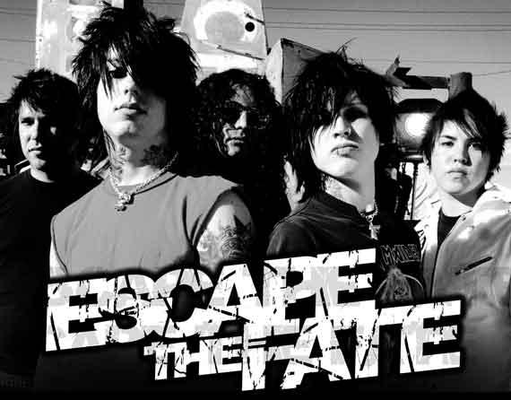Хүндэлдэг хамтлаг., EscapeTheFate3