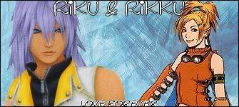 Riku[Juste pour que le titre soit asser long] SignRikuRikku