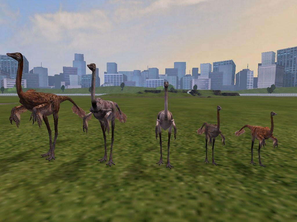 Topics tagged under dinosaurs on User - Made Creations Ornithomimid%20Pack_zpsicf7hnwq