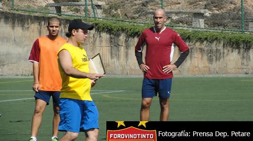 Deportivo Petare | Los Petareños - Página 7 AlainGiroletti--Entrenamiento6deabril1