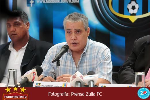 Zulia FC | El equipo Petrolero - Página 13 AlfredoMorales