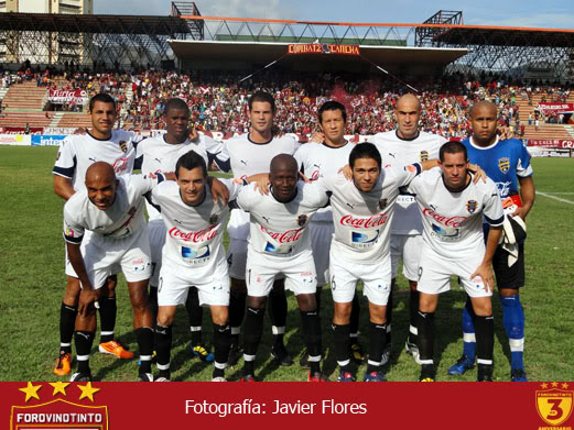 Deportivo Petare | Los Petareños - Página 7 CaraboboFCvs