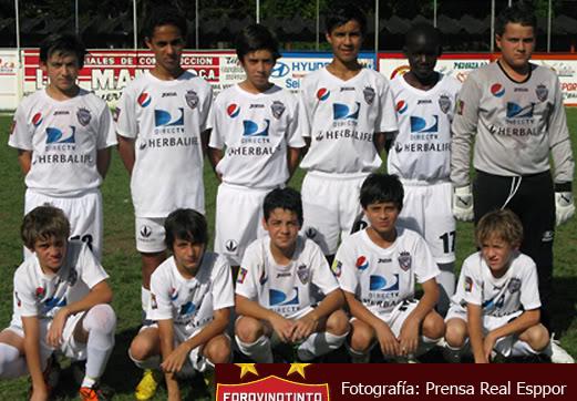 Futbol Menor y Amateur DELEGACIN-BARINASBASE