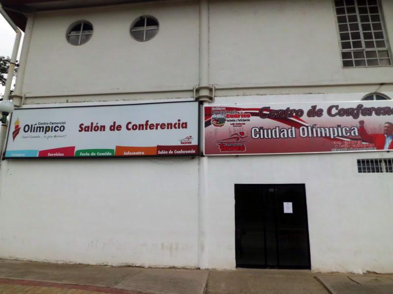 Villa Olímpica San Juan de Los Morros CIMG1148
