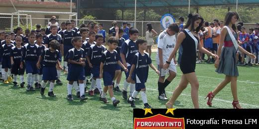 Futbol Menor y Amateur LFM4