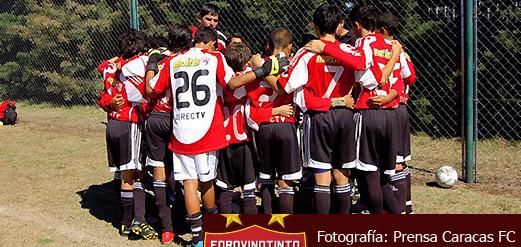 Futbol Menor y Amateur Sub14Gira_fotoarchivo