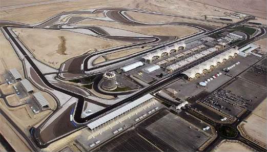 El espacio de la  Fórmula 1 - Página 10 Bahrein