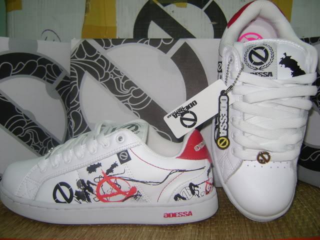 Đợt giày Odessa 2009 cho teen girl 1-Size39