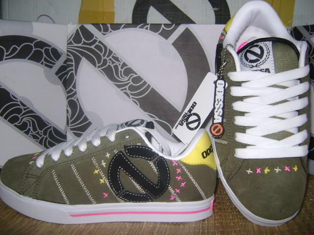 Đợt giày Odessa 2009 cho teen girl 2-Size37