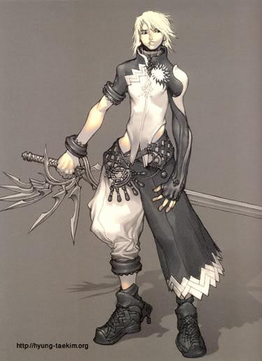 Una The Keyblade/Keyblade skills Sword-blade